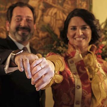 Nuria y Jose Luis